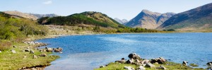 Beautiful Glen Etive during the 2012 trip to this area