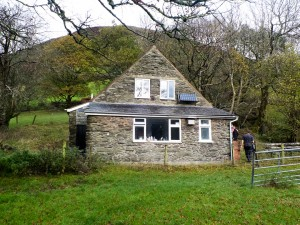 Solihull Mountaineering Club's Bryn Golau Cottage