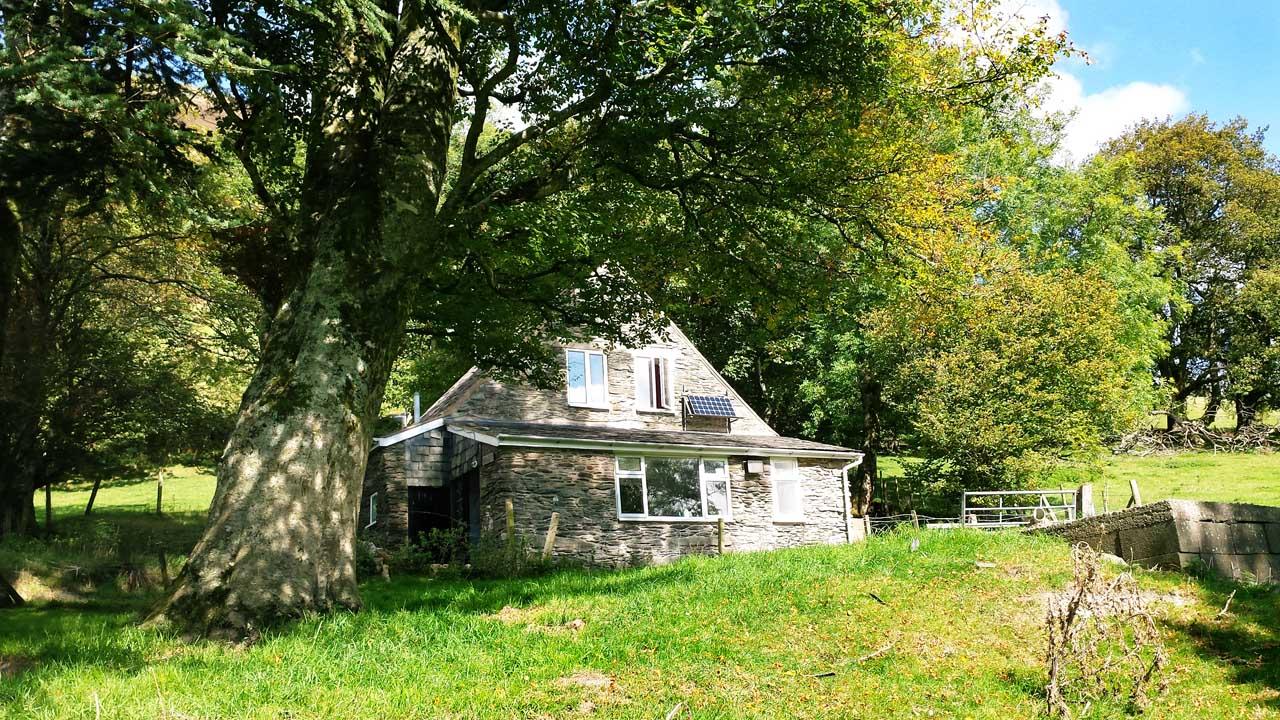 Bryn Gollau Cottage, Dinas Mawddwy