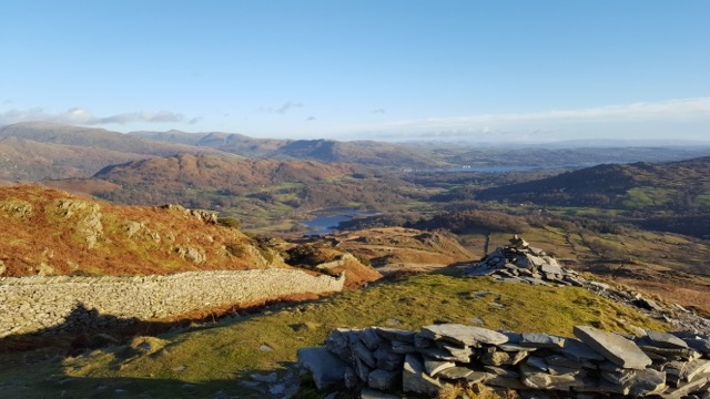 View From Lingmoor Fell