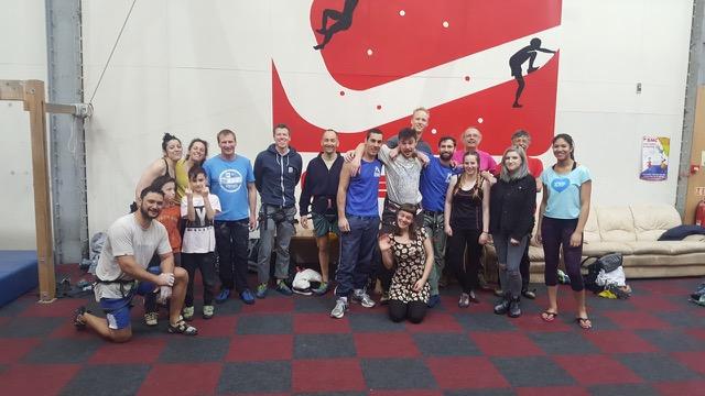 Climbathon Group