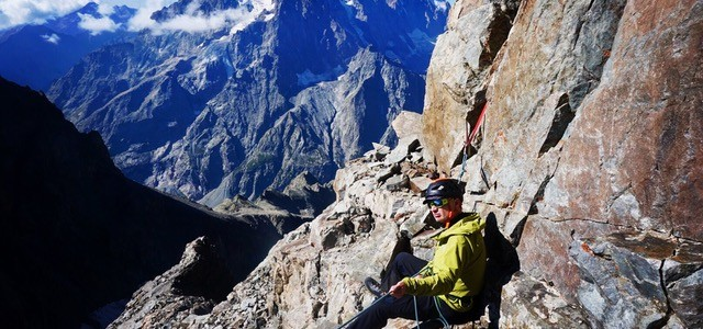 60th Anniversary Trip to The Ecrins 18th August – 8th September 2018